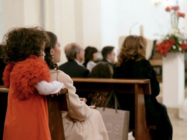 Il matrimonio di Sergio e Valeria a Altamura, Bari 31