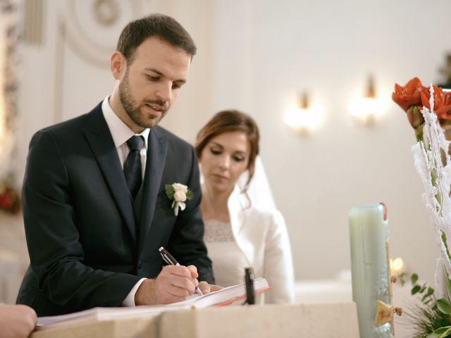 Il matrimonio di Sergio e Valeria a Altamura, Bari 32