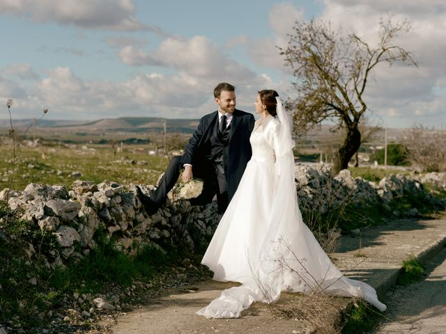 Il matrimonio di Sergio e Valeria a Altamura, Bari 39