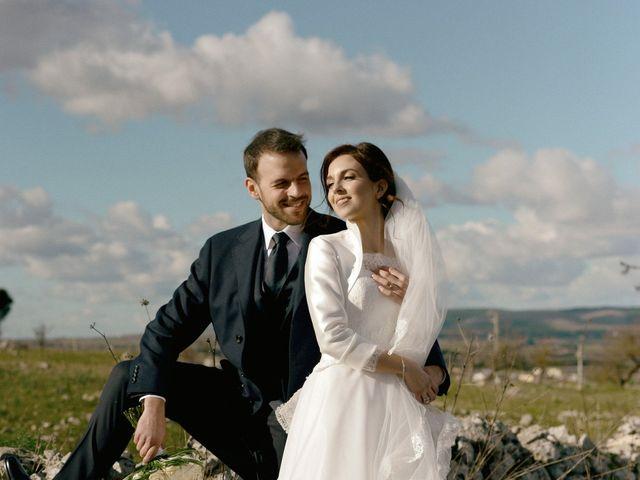 Il matrimonio di Sergio e Valeria a Altamura, Bari 42