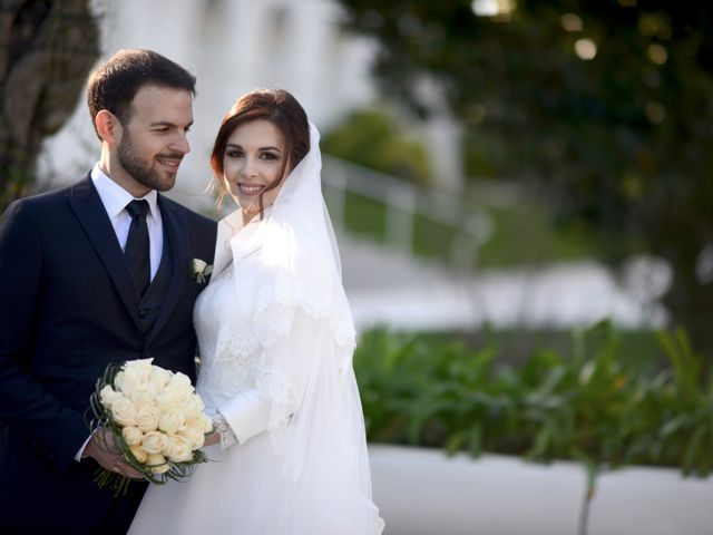 Il matrimonio di Sergio e Valeria a Altamura, Bari 51
