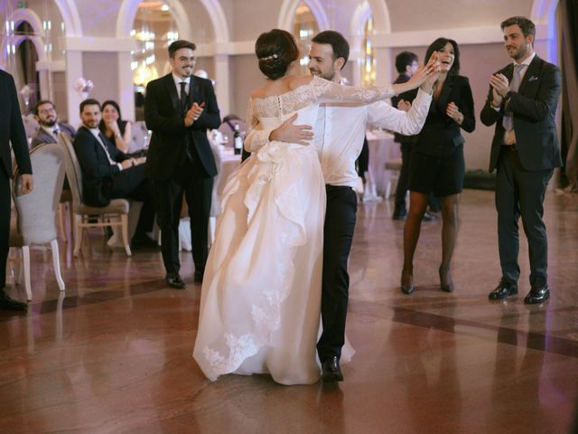 Il matrimonio di Sergio e Valeria a Altamura, Bari 67