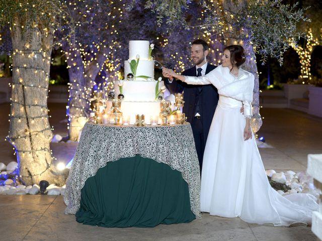 Il matrimonio di Sergio e Valeria a Altamura, Bari 71