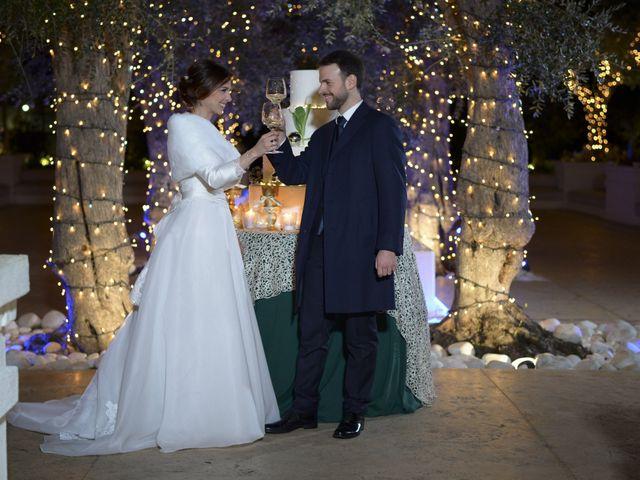 Il matrimonio di Sergio e Valeria a Altamura, Bari 73