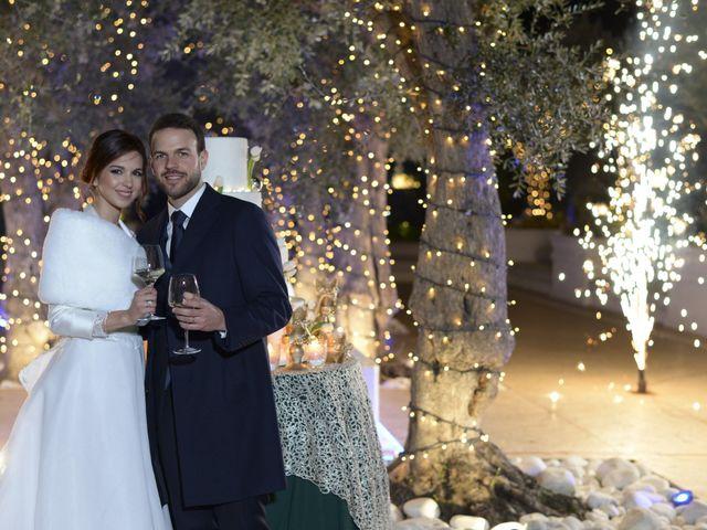 Il matrimonio di Sergio e Valeria a Altamura, Bari 74