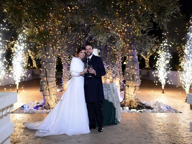 Il matrimonio di Sergio e Valeria a Altamura, Bari 75