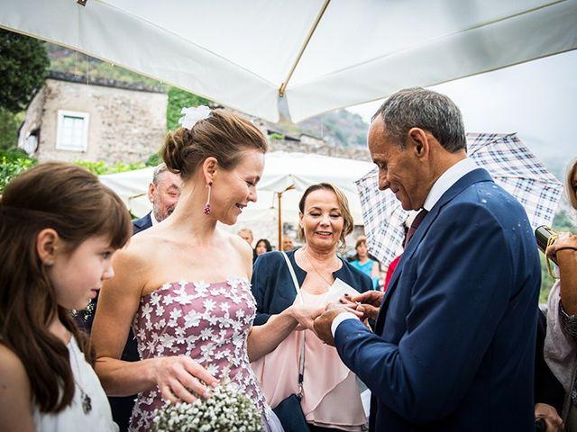Il matrimonio di Mauro e Maria a Castelbianco, Savona 5