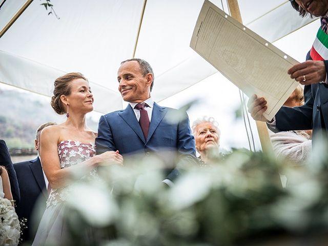 Il matrimonio di Mauro e Maria a Castelbianco, Savona 7