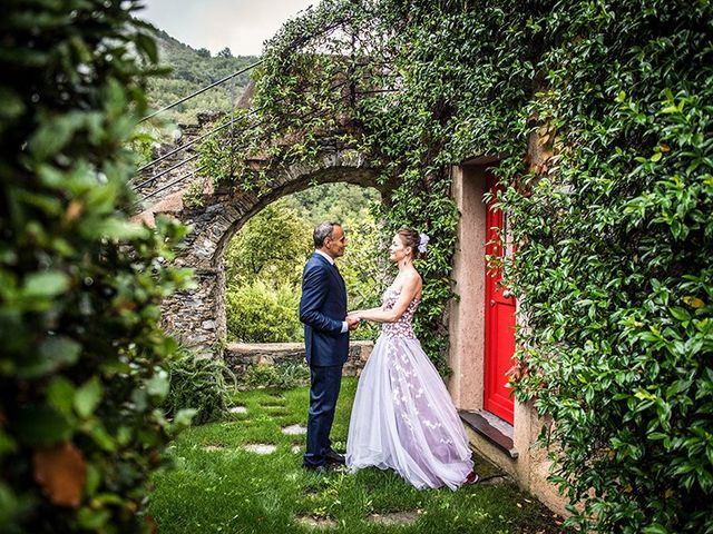 Il matrimonio di Mauro e Maria a Castelbianco, Savona 8
