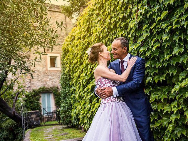 Il matrimonio di Mauro e Maria a Castelbianco, Savona 10