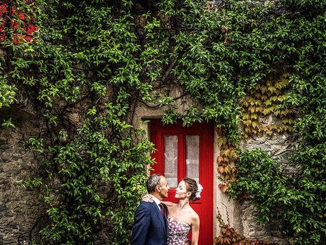 Il matrimonio di Mauro e Maria a Castelbianco, Savona 11