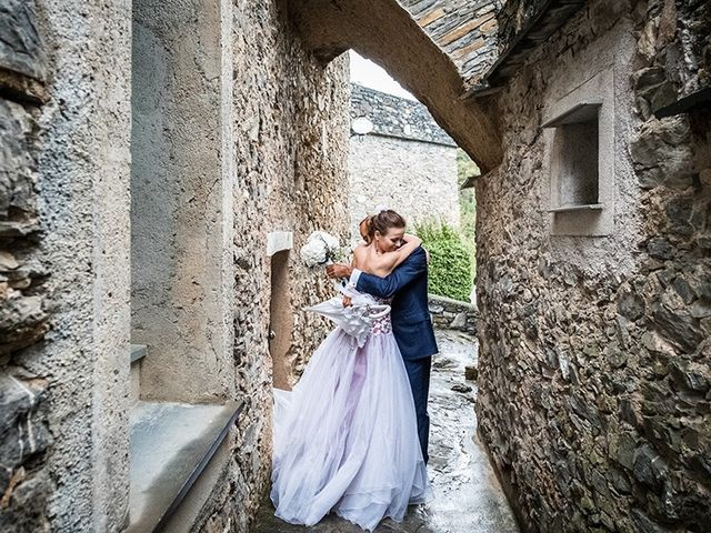 Il matrimonio di Mauro e Maria a Castelbianco, Savona 12