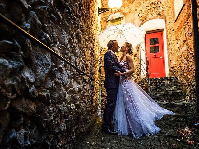 Il matrimonio di Mauro e Maria a Castelbianco, Savona 13