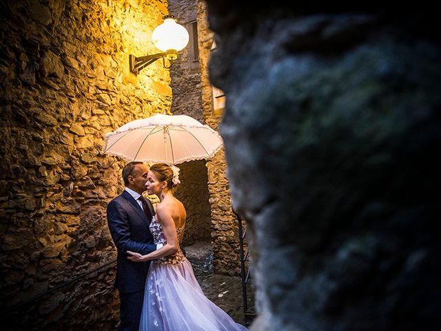 Il matrimonio di Mauro e Maria a Castelbianco, Savona 14