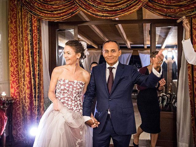 Il matrimonio di Mauro e Maria a Castelbianco, Savona 15