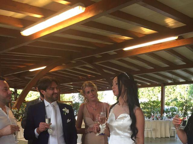 Il matrimonio di Simone e Ana a Cervarese Santa Croce, Padova 3