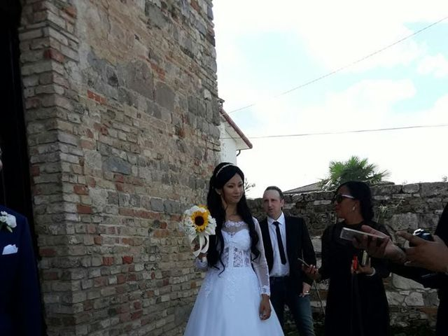 Il matrimonio di Simone e Ana a Cervarese Santa Croce, Padova 7