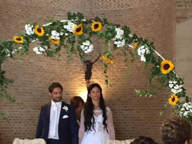 Il matrimonio di Simone e Ana a Cervarese Santa Croce, Padova 8