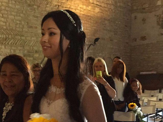 Il matrimonio di Simone e Ana a Cervarese Santa Croce, Padova 12