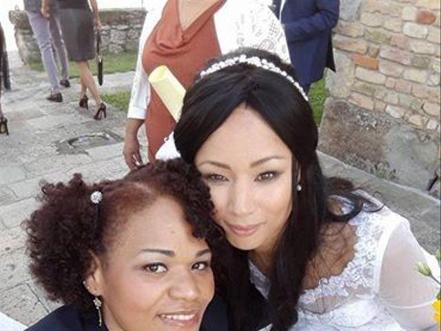 Il matrimonio di Simone e Ana a Cervarese Santa Croce, Padova 13