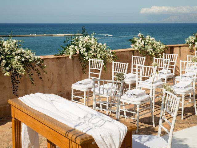 Il matrimonio di Valerio e Anna a Castellammare del Golfo, Trapani 6