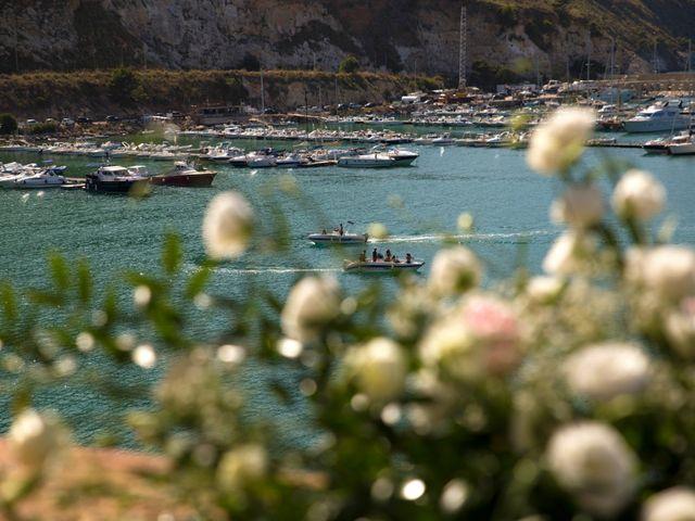 Il matrimonio di Valerio e Anna a Castellammare del Golfo, Trapani 7