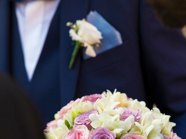 Il matrimonio di Valerio e Anna a Castellammare del Golfo, Trapani 9