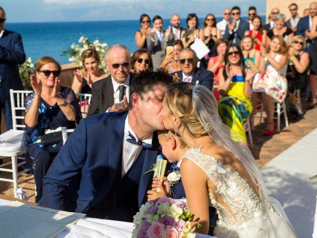 Il matrimonio di Valerio e Anna a Castellammare del Golfo, Trapani 17