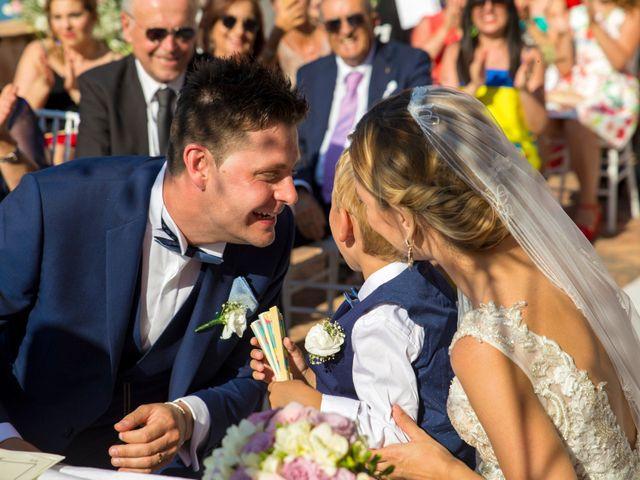 Il matrimonio di Valerio e Anna a Castellammare del Golfo, Trapani 18