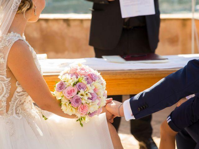 Il matrimonio di Valerio e Anna a Castellammare del Golfo, Trapani 19