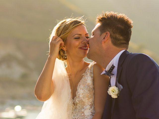 Il matrimonio di Valerio e Anna a Castellammare del Golfo, Trapani 22