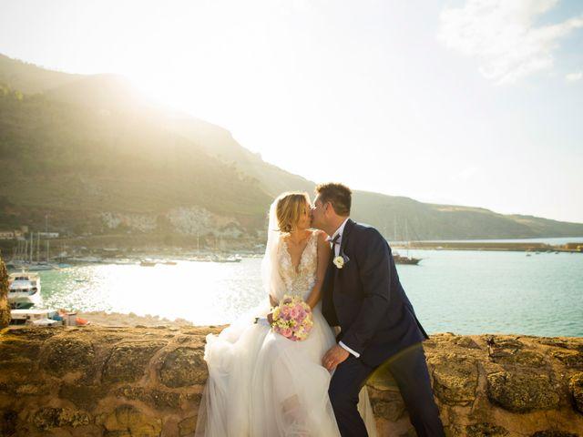 Il matrimonio di Valerio e Anna a Castellammare del Golfo, Trapani 23