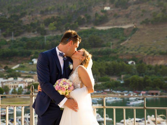Il matrimonio di Valerio e Anna a Castellammare del Golfo, Trapani 25