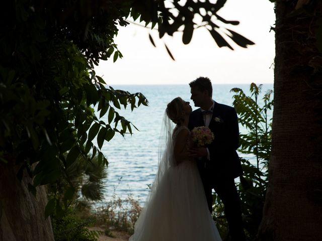 Il matrimonio di Valerio e Anna a Castellammare del Golfo, Trapani 26