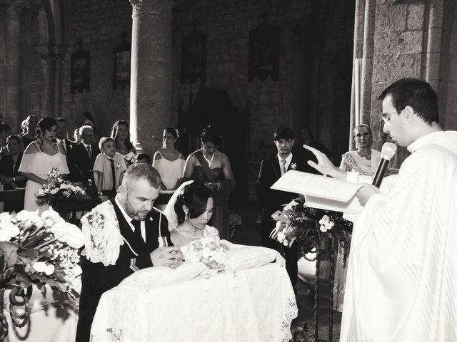 Il matrimonio di Nobe e Danilo a San Martino al Cimino, Viterbo 22