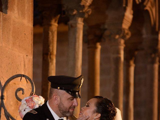 Il matrimonio di Nobe e Danilo a San Martino al Cimino, Viterbo 28