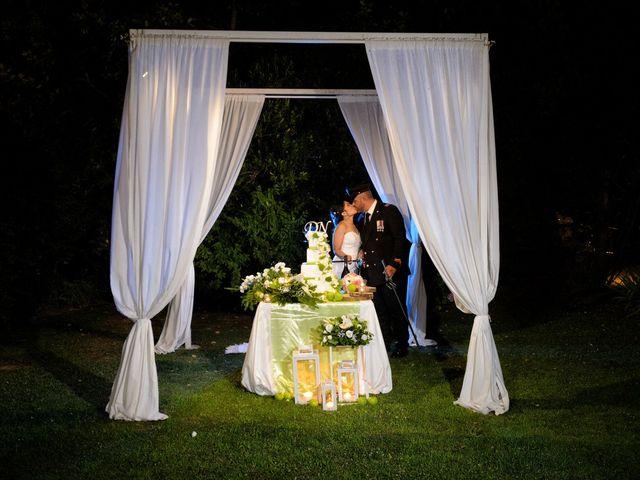 Il matrimonio di Nobe e Danilo a San Martino al Cimino, Viterbo 37
