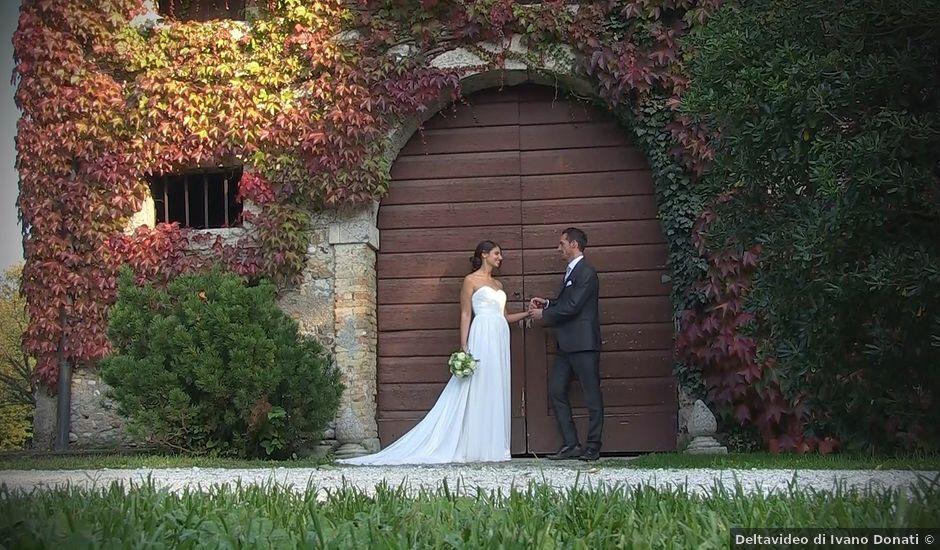 Il matrimonio di Eliseo e Marta a Godega di Sant'Urbano, Treviso