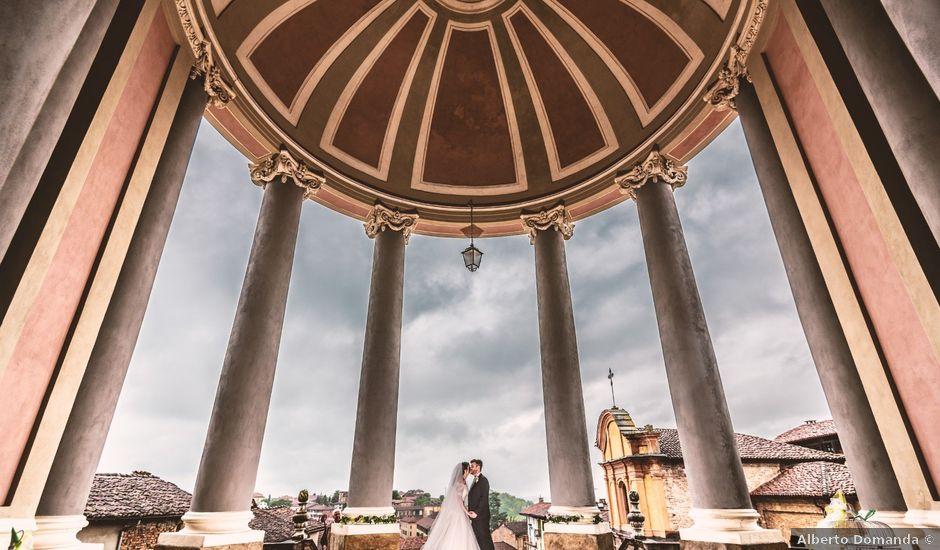 Il matrimonio di Mattia e Chiara a Montemagno, Asti