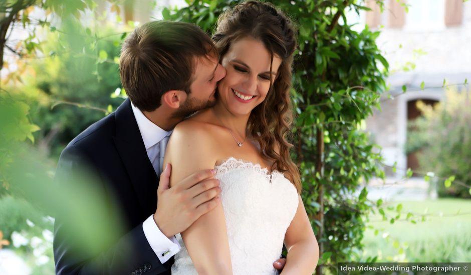 Il matrimonio di Matteo e Nicole a Villafranca di Verona, Verona