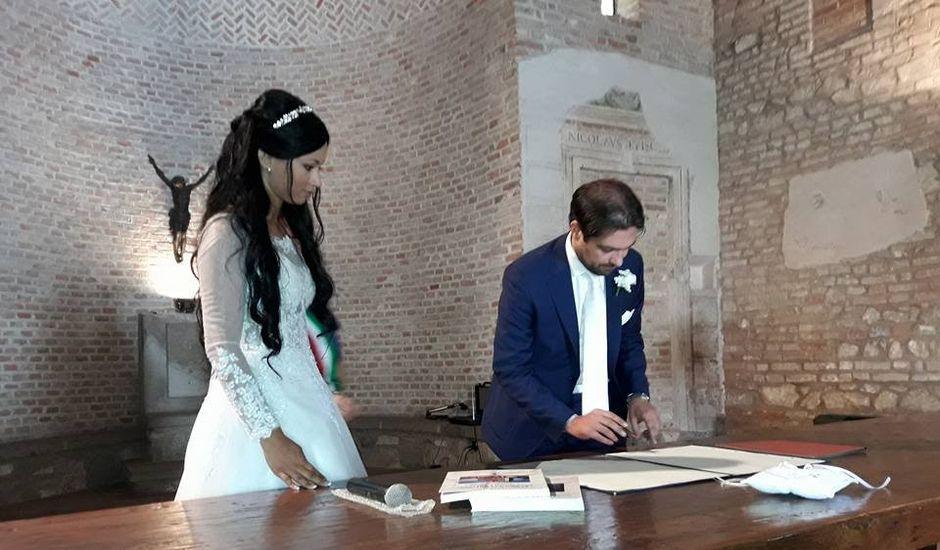 Il matrimonio di Simone e Ana a Cervarese Santa Croce, Padova