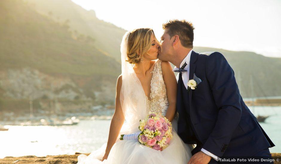 Il matrimonio di Valerio e Anna a Castellammare del Golfo, Trapani
