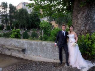 Le nozze di Melissa e Christian