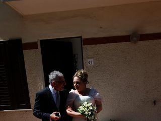 Le nozze di Sara  e Ilare 1