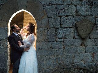 Le nozze di Irene e Luigi