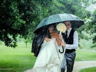 Le nozze di Giulia  e Danny