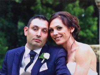 Le nozze di Mariana e Luca