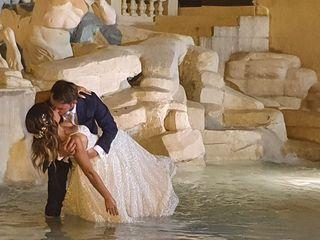 Le nozze di Lucia e Pawel 1