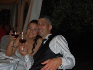 Le nozze di Claudia e Daniele