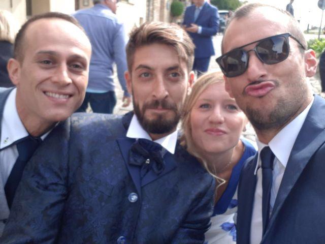 Il matrimonio di Marco e Gloria a Montalcino, Siena 1